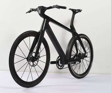 TOP SECRET E-BIKE